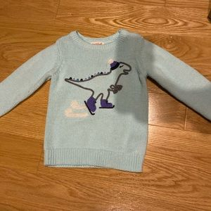 Cat and jack Dino winter sweater 18mo